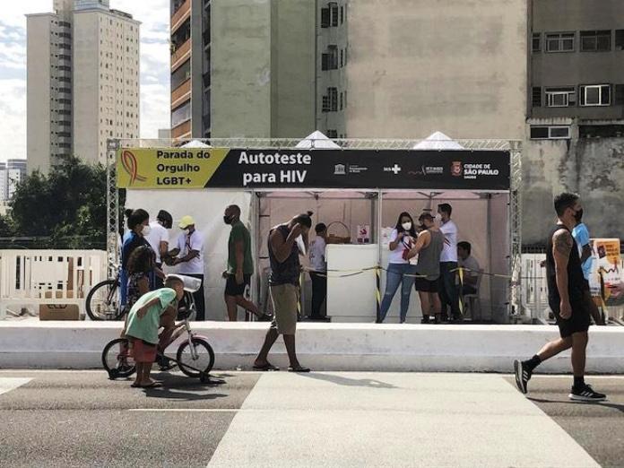 São Paulo oferecerá PrEP para cidadãos que estiverem no Minhocão neste domingo