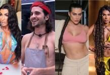 Pepita, Fiuk, Cleo e Pocah se unem para live de Dia dos Namorados no Twitter