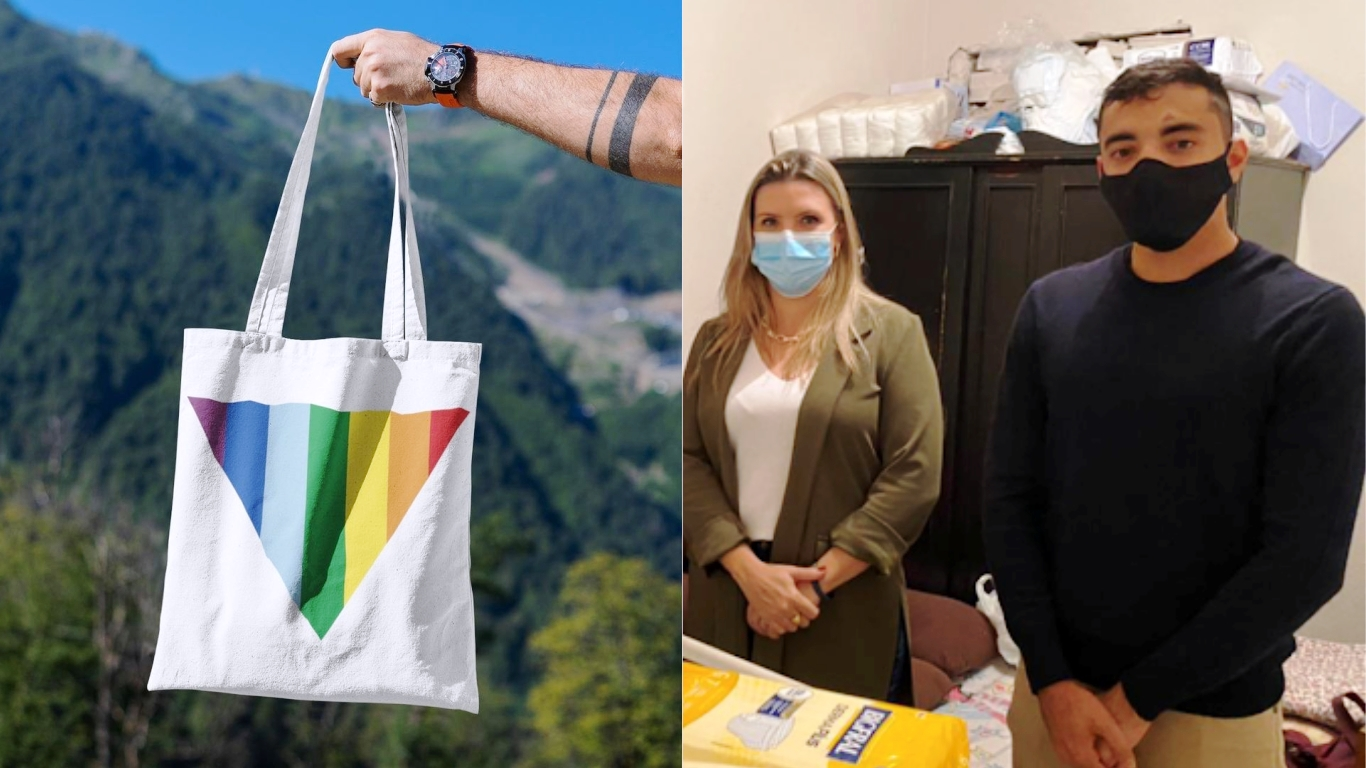 """Grife """"Manas Gerais"""" doa parte dos lucros a LGBTs em situação de vulnerabilidade"""