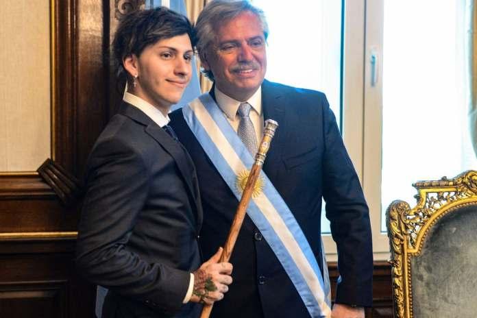 Alberto Fernández Leia mais em: https://veja.abril.com.br/blog/mundialista/argentina-fernandez-diz-a-que-veio-e-nao-e-nada-bom/