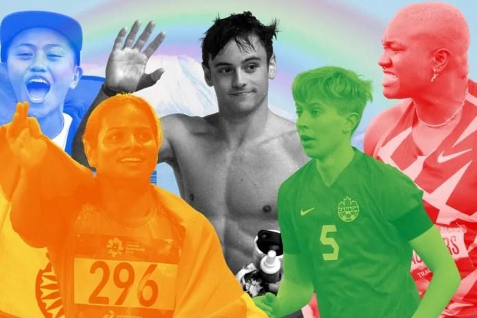 Olimpíadas de Tóquio têm mais atletas abertamente LGBTQIA+ que todas as outras juntas