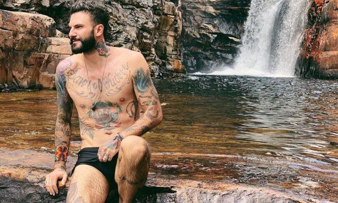 Ex-BBB Wagner Santiago entra no Onlyfans após ter nudes vazados