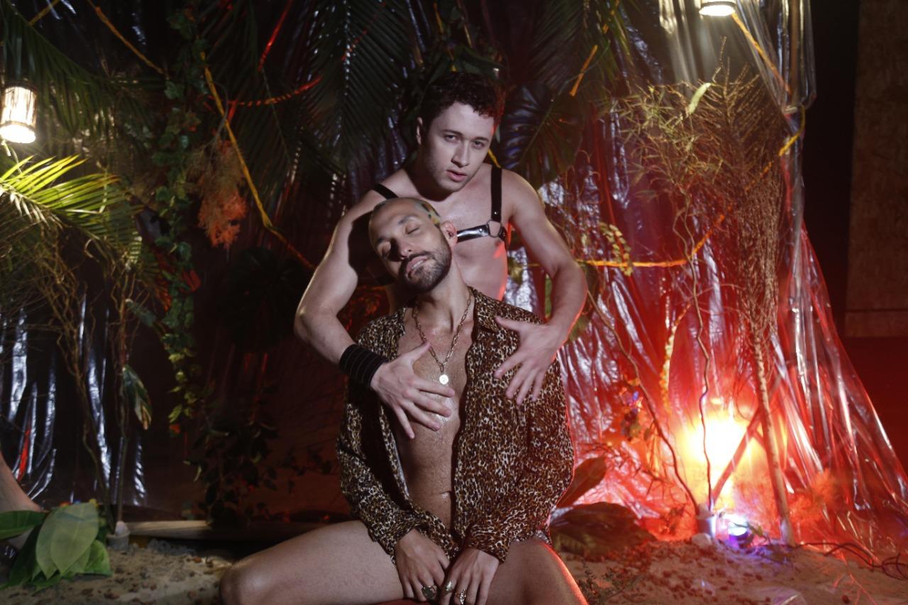 Com participação de Victor Ferraz, mineiro Lafetah explora mundo pornô em videoclipe