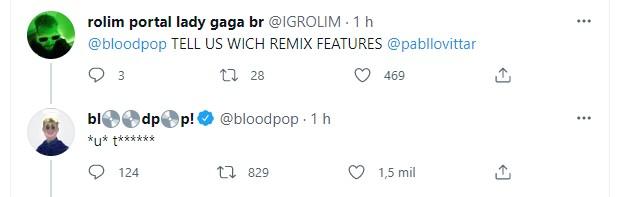 Pabllo Vittar estará no novo álbum de remixes de Lady Gaga