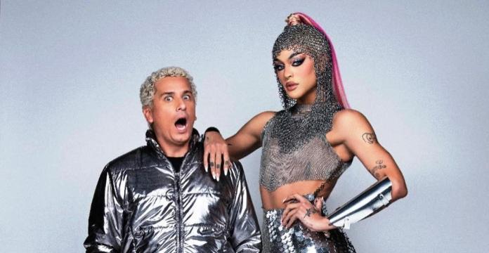 Rafael Portugal e Pabllo Vittar apresentarão o MTV Miaw 2021