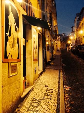 Bar Foxtrot Lisbon