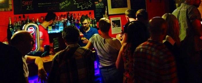 Le Marais Lisbon gay bar