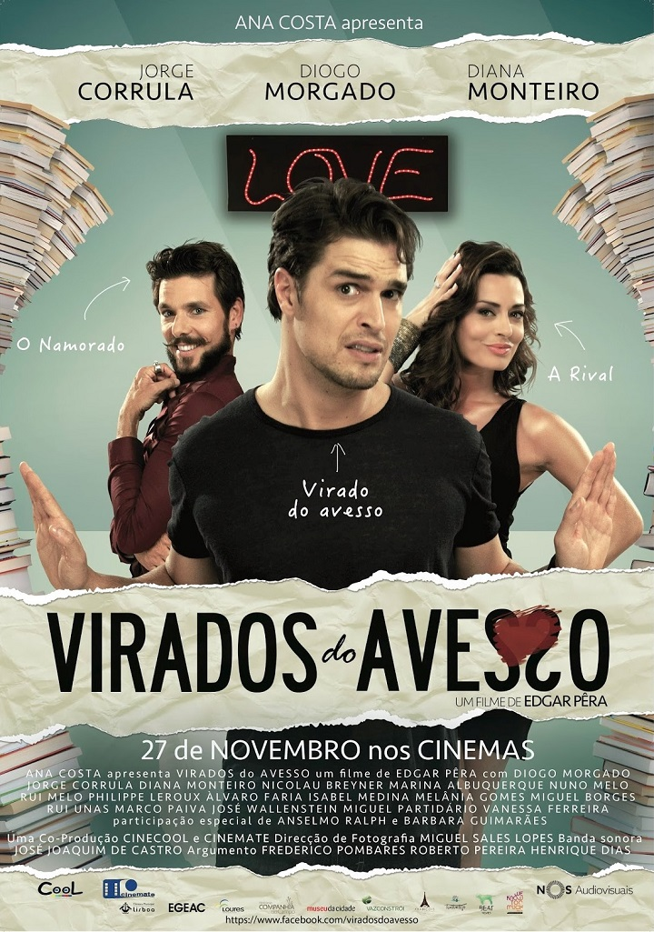 Virados do Avesso film