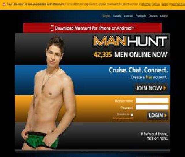 Man Hunt Image