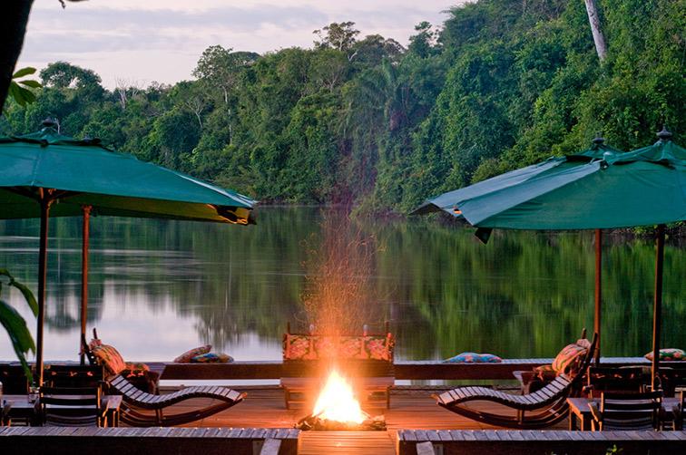 Cristalino Lodge. Foto: Divulgação
