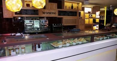 hote pullman nespresso