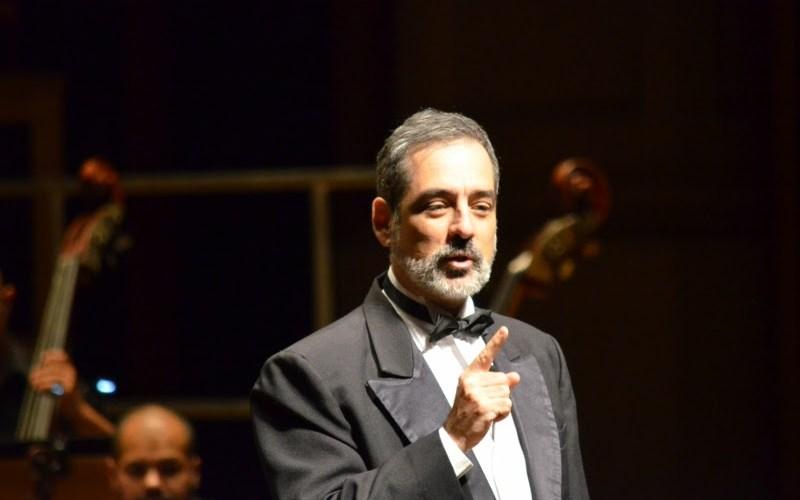 Maestro João Maurício Galindo. Crédito foto: Asa Campos.