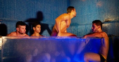 """Ainda este ano, a sauna 269 fez concurso """"Mister Pirocas Bar"""", que escolheu o homem mais bem dotado de Belo Horizonte"""
