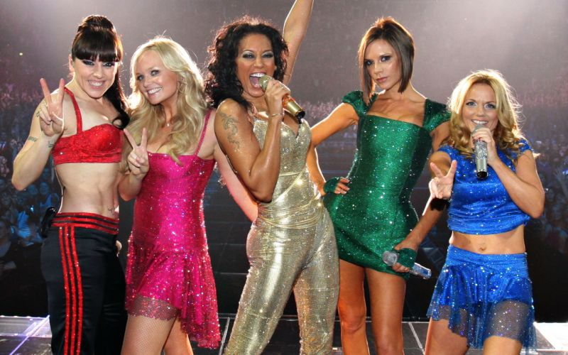 turismo spice girls