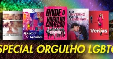 'Especial Orgulho LGBTQ' no Looke: confira lista de filmes com 50% off