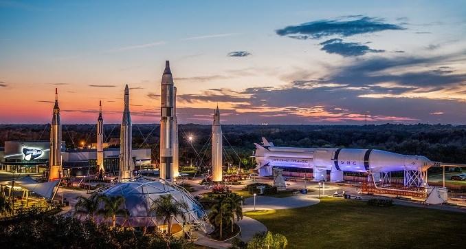 Concerto celebra os 50 anos do lançamento do foguete que levou homem à Lua