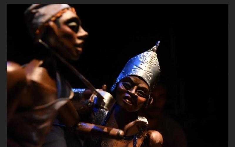 Peça apresenta a gênese do mundo e a riqueza do panteão africano por meio da mitologia ioruba. Agende-se! É no Sesc Ipiranga