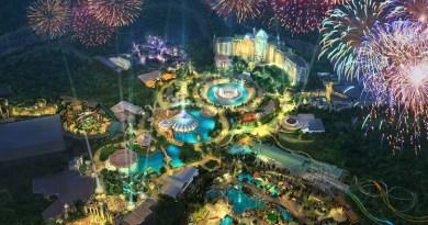 """""""Universal's Epic Universe"""" trará à vida experiências bem além de tudo que se possa imaginar"""