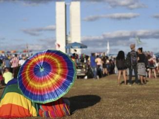 Novos blocos LGBT+ em Brasília, DF