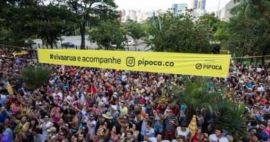 Pipoca divulga programação de blocos para o carnaval paulista de 2020