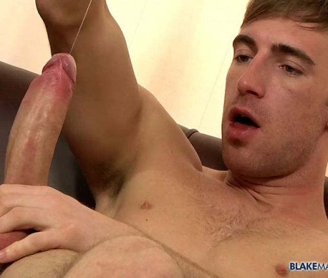 Kayden Gray Masturbating His Big Meat Blakemason