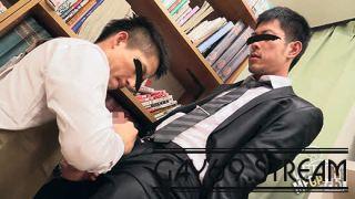 【TR-HT005】ハッテン図書館 part5