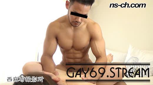【HD】【NS-401】 【西麻布撮影所:Full HD】S級マッチョのセックス事情!!