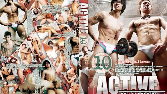 【HD】【ACT11_B】ACTIVE BODY 10