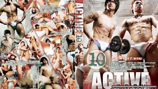 【HD】【ACT11_B】ACTIVE BODY 10