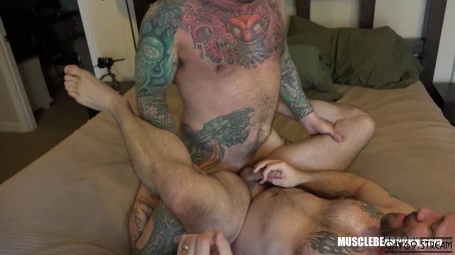 MuscleBearPorn – MBP0059 – Uncle Fucker Part 2
