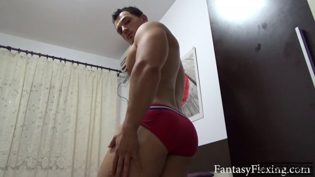 [FantasyFlexing] Round Perfect Muscled Ass