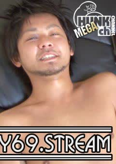 【HD】【GSP-037】色黒サーファーのプライベートオナニー