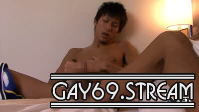 【HD】【GT-346】KAZUMAの完全セルフ撮影オナニー♂
