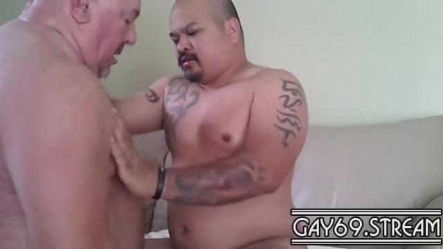 【Gay69Stream】 abearcub – fucking a muscle bear