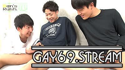 【HD】【MR-KR1297】リア友のチ○コに大はしゃぎ!仲良し3人組がオナニー&しゃぶり合い!