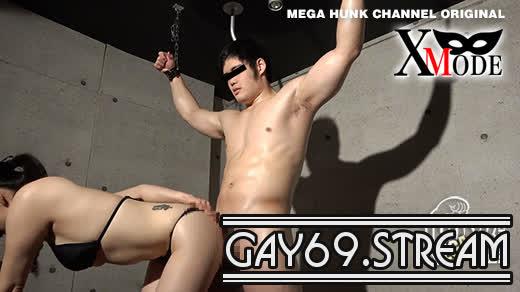 【HD】【XM-0012】Xに拘束されたノンケの勃起雄魔羅筋肉棒を性女が喰い尽くす!!!武蔵(むさし)21歳、重量挙げで鍛えあげられた全ての筋肉がデカマラを持ち上げる!!!