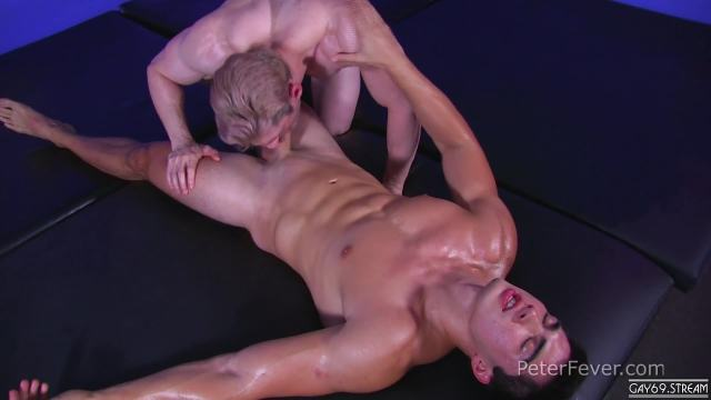 【HD】【Axel Kane】 Kink Episode 3 – Oil Wrestling_190331