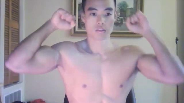 【HD】【Cam】 SC Zac (sexyasianguy2340) jerks off_190331