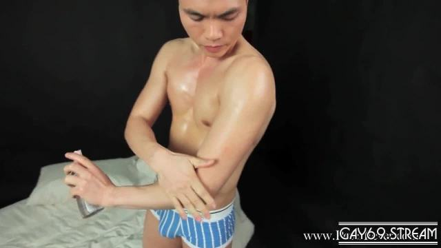 【HD】【PF】 Stimulating Oil Massage_190407