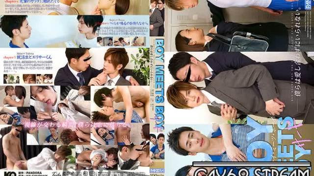 【HD】【PDR51】BOY MEETS BOY サード