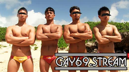 【TR-NS003】 【TRANCE:Full HD】Naked Summer part3