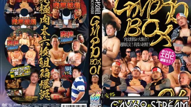【BWB275_A】 GMPDBOX01