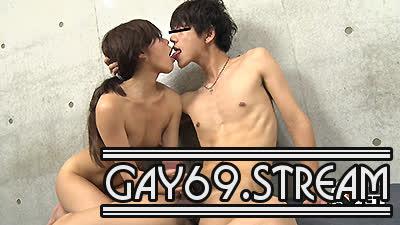 【HD】【GT-1785】 魔性のキスに女優もKO♂爽やか系巨根男子が2回戦までたっぷり愉しむ!