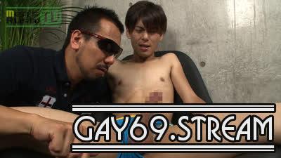 【HD】【MR-TK188】 初登場のジャニ顔ボーイJUNは超敏感!アナル舐められ激カワ喘ぎ!