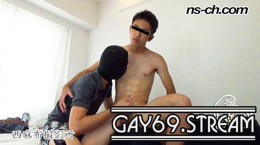【HD】【NS-579】 【西麻布撮影所:Full HD】男経験0の今風男子たち(172cm63kg18歳)