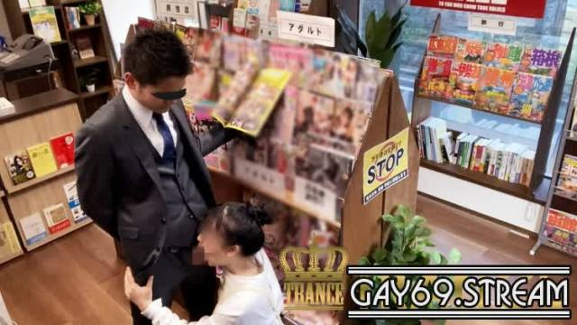 【HD】【TM-13-0001-01】 【先行配信】実録!!古書店カメラ ノンケver. part1