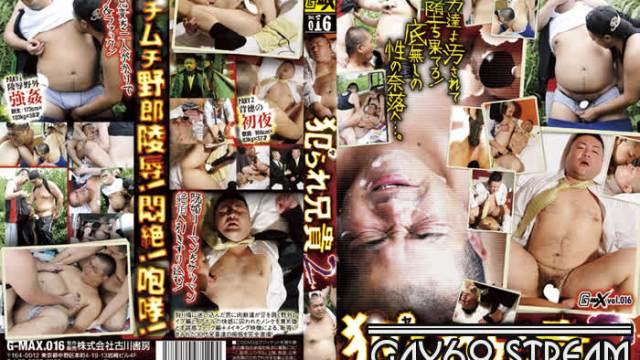 【VG027】 G-MAX 016 犯られ兄貴 2