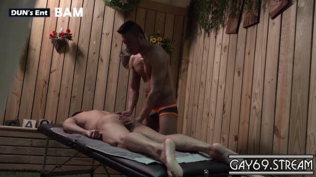 【BAM】 YouMa massages JunLong
