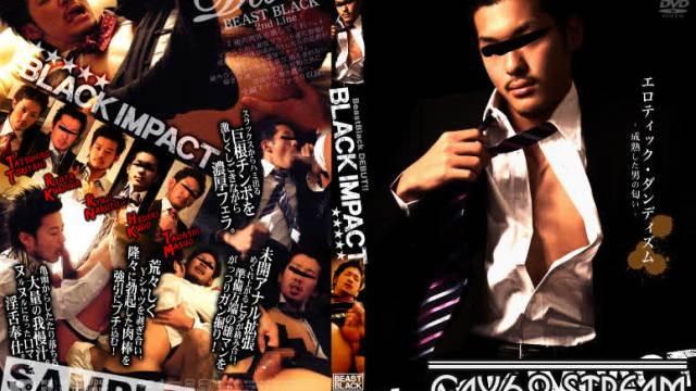 【KBEA083】 BLACK IMPACT