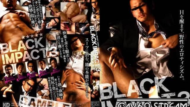 【KBEA097】 BLACK IMPACT 3